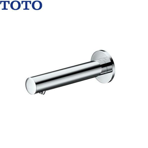 [TENA13AL]TOTOアクアオート[自動水栓コンテンポラリタイプ壁付き]【送料無料】