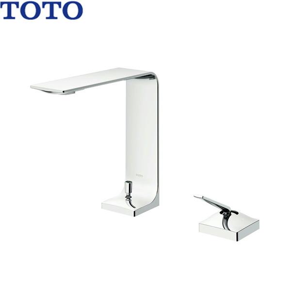 [TLP02305JA]TOTO台付シングル混合水栓[ワンプッシュ式][送料無料]