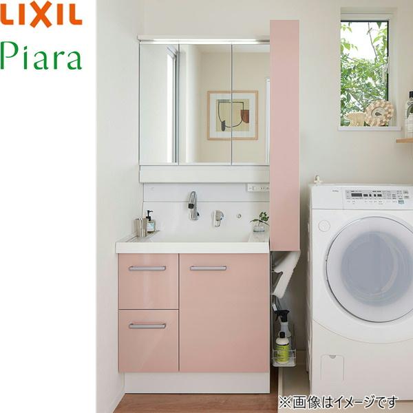 [AR3H-755SY+MAR3-753KXJU+AR3S-155S]リクシル[LIXIL][PIARAピアラ]洗面化粧台化粧台セット01セット間口900mm]ハイグレード【送料無料】