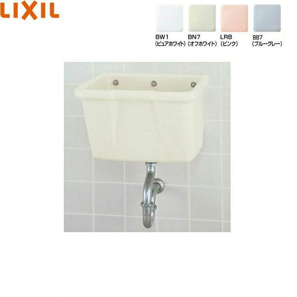 [S-18U+SF-18C+SF-28PA]リクシル[LIXIL/INAX]多目的流し[壁排水セット][水栓なし][送料無料]