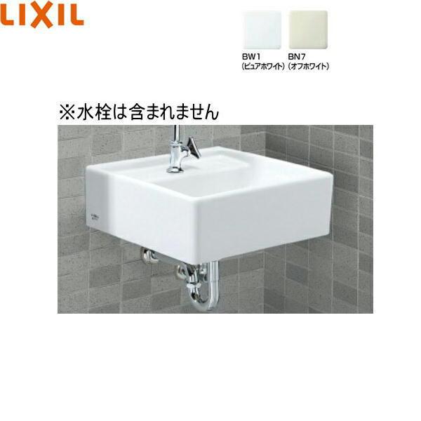 [S-531ANC+LF-30PAL+SF-10E+LF-6L+LF-3V(55)382W80]リクシル[LIXIL/INAX]コンパクトシンク[壁排水セット][水栓なし]【送料無料】