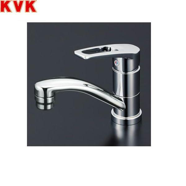 [KM7011ZT]KVK洗面用シングルレバー混合水栓[寒冷地仕様][送料無料]