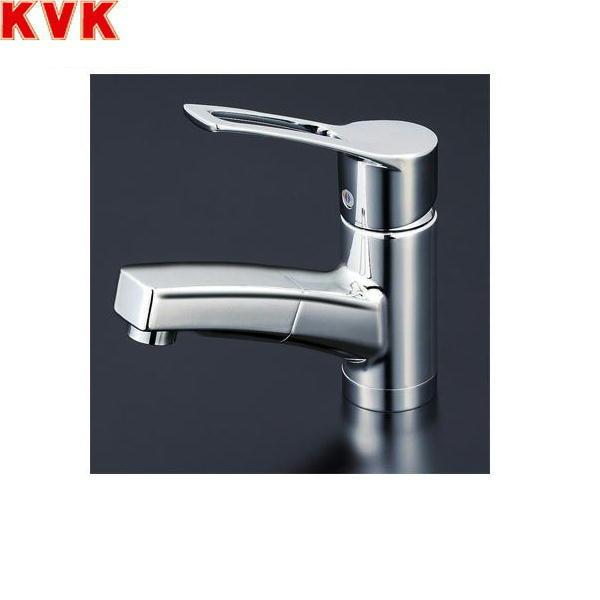 [KM8001T]KVK洗面用シングルレバー混合水栓[一般地仕様][送料無料]