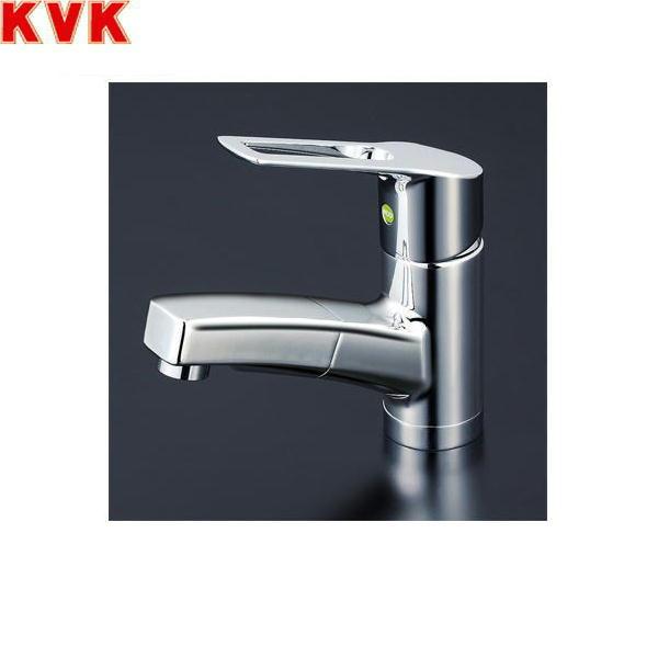 [KM8001ZTEC]KVK洗面用シングルレバー混合水栓[寒冷地仕様]【送料無料】