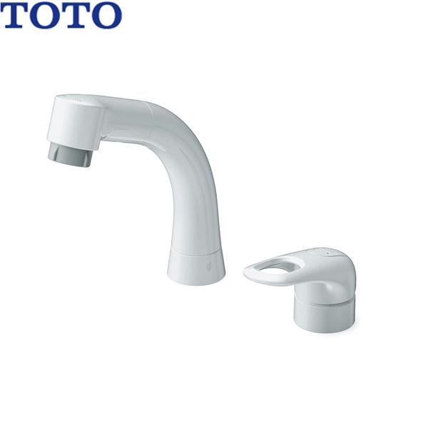 送料込 TOTO-TLS05301Z TLS05301Z TOTO台付シングルレバー混合水栓 寒冷地仕様 送料無料 出荷 いつでも送料無料