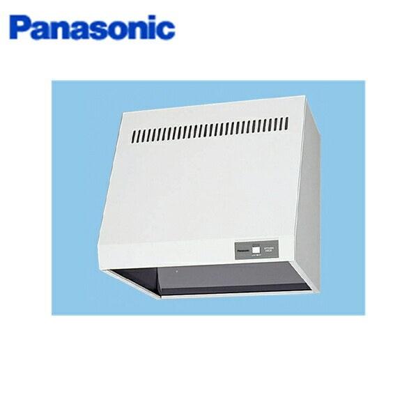 パナソニック[Panasonic]キッチンフード[背面換気]60cm幅・鋼板製・組立式スイッチ付・換気扇連動タイプFY-60HS2