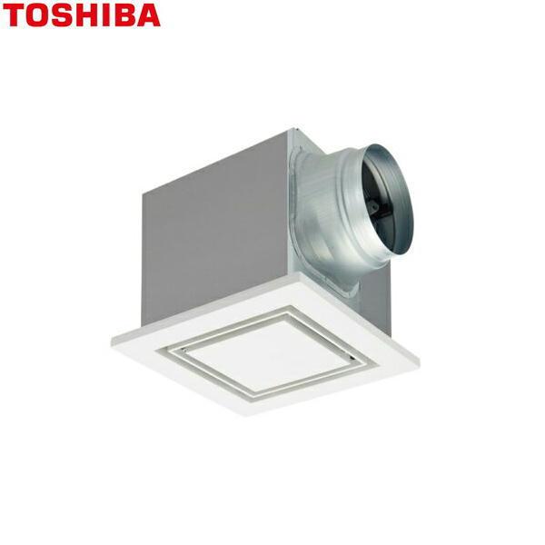 [DVF-T18FVQD]東芝[TOSHIBA]ダクト用換気扇フラットインテリアパネルタイプ低騒音形[大風量形・強弱付(弱特性大風量)]【送料無料】