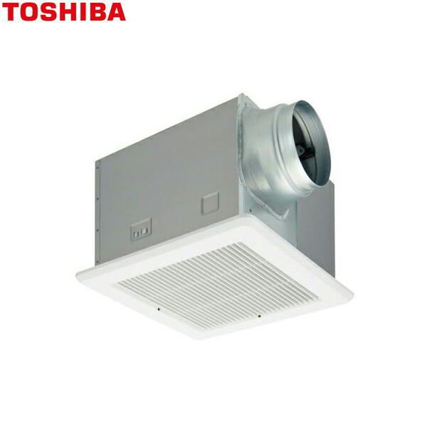 [DVF-T23LYDA]東芝[TOSHIBA]ダクト用換気扇スタンダード格子タイプ低騒音形[送料無料]