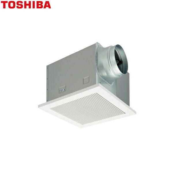 [DVF-T23RVQDA]東芝[TOSHIBA]ダクト用換気扇インテリア格子タイプ低騒音形[大風量形・強弱付]【送料無料】