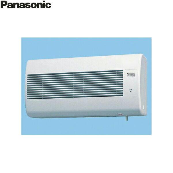 パナソニック[Panasonic]Q-hiファン[壁掛形(熱交換形)温暖地・準寒冷地用]FY-10W-W【送料無料】