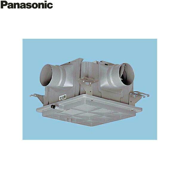 パナソニック[Panasonic]中間ダクトファン風圧式シャッター(浴室・トイレ・洗面所用)FY-18DPKC1[送料無料]