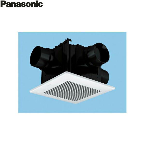 パナソニック[Panasonic]天井埋込形換気扇(2~3室換気用)ルーバーセットタイプFY-24CDT7[送料無料]