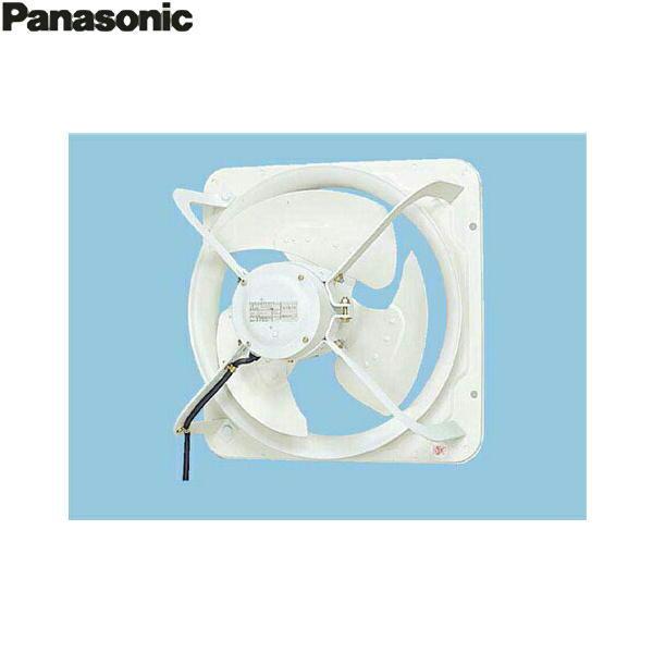 パナソニック[Panasonic]産業用有圧換気扇・鋼板製低騒音形・三相200VFY-40GTV3【送料無料】