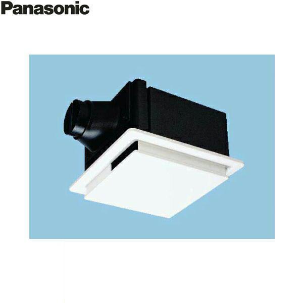 [FY-6E-W]パナソニック[Panasonic]Q-hiファン[熱交換タイプ・天井埋込形][6畳用・温暖地/準寒冷地用]【送料無料】
