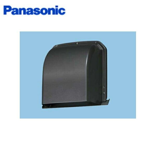 PANASONIC-FY-MFA043-K 人気激安 パナソニック 限定モデル Panasonic システム部材深形パイプフード アルミ製 ガラリ付FY-MFA043-K ブラック