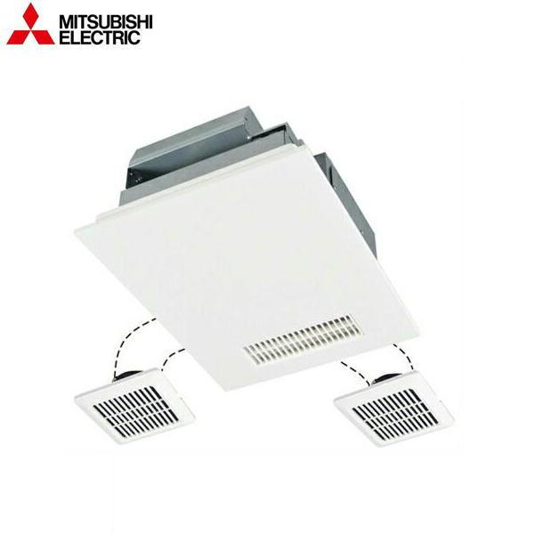 三菱電機[MITSUBISHI]浴室乾燥機[100V/3部屋用タイプ]24時間換気機能付V-143BZ[送料無料]