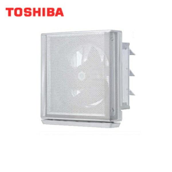東芝[TOSHIBA]産業用換気扇インテリア有圧換気扇厨房用(フィルター付)VFM-P30KF