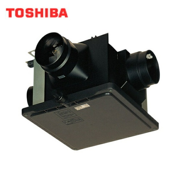 [DVC-15M5]東芝[TOSHIBA]ダクト用換気扇中間取付タイプ天井埋込形[1-3部屋用]