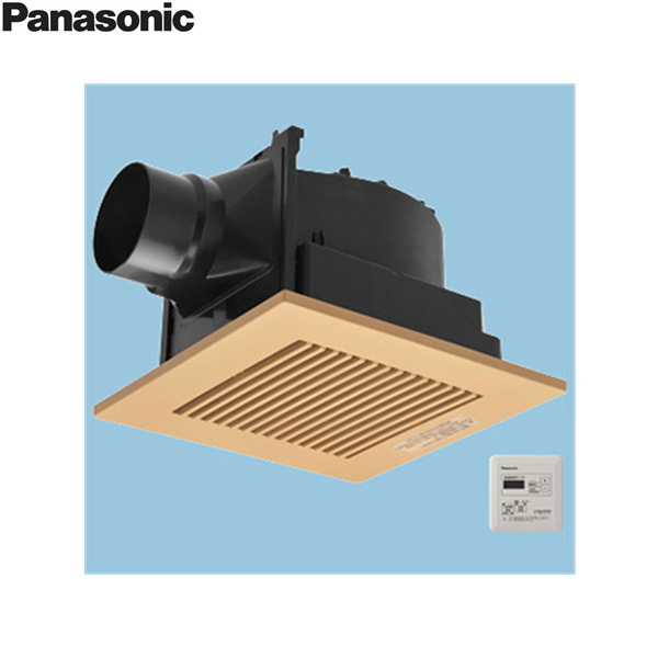 [FY-24JK8T/87]パナソニック[Panasonic]天井埋込形換気扇[24時間・局所換気兼用][ルーバーセット]