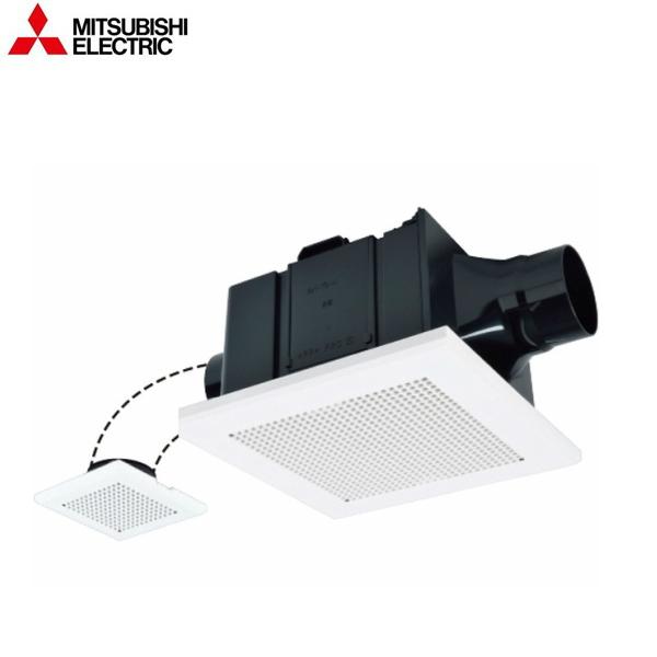 [VD-15ZFPC12-BL]三菱電機[MITSUBISHI]天井換気扇・天井扇[二部屋換気用・低騒音タイプ][BL認定品]