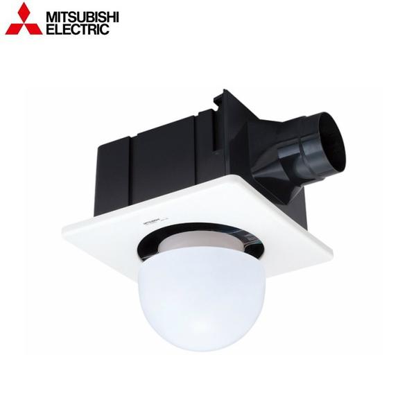 [VD-15ZSL12]三菱電機[MITSUBISHI]天井換気扇・天井扇[照明器取付タイプ・低騒音タイプ]