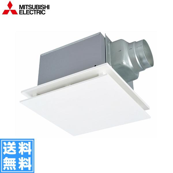 [VD-18ZEP10-FP]三菱電機[MITSUBISHI]天井換気扇・天井扇[埋込形][消音形/大風量タイプ]【送料無料】