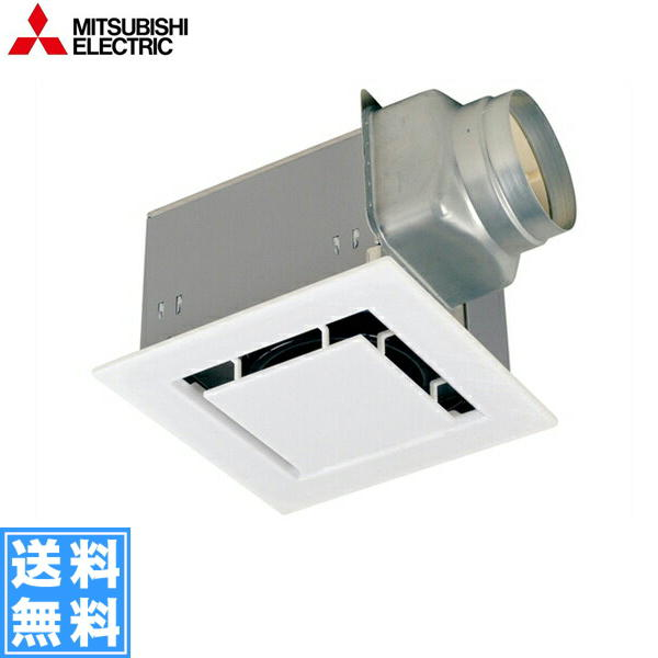 三菱電機[MITSUBISHI]天井換気扇・天井扇VD-18ZVX3-X[定風量タイプ]【送料無料】