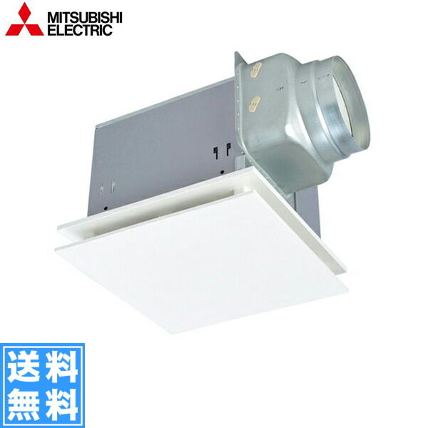 三菱電機[MITSUBISHI]天井換気扇・天井扇VD-18ZVXE3-FP[定風量タイプ][消音形]【送料無料】