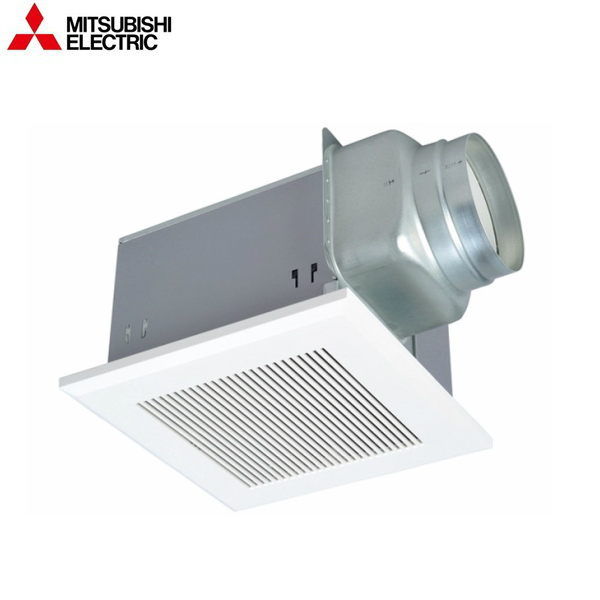 [VD-18ZX12-C]三菱電機[MITSUBISHI]天井換気扇・天井扇[クールホワイト][低騒音タイプ]