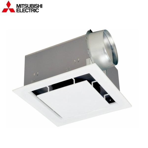 [VD-25ZX12-X]三菱電機[MITSUBISHI]天井換気扇・天井扇[クールホワイト][低騒音タイプ][送料無料]
