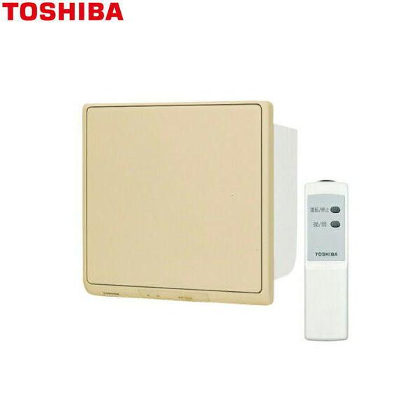 [VFE-100XC]東芝[TOSHIBA]空調換気扇壁埋込形ぴたパネ【送料無料】