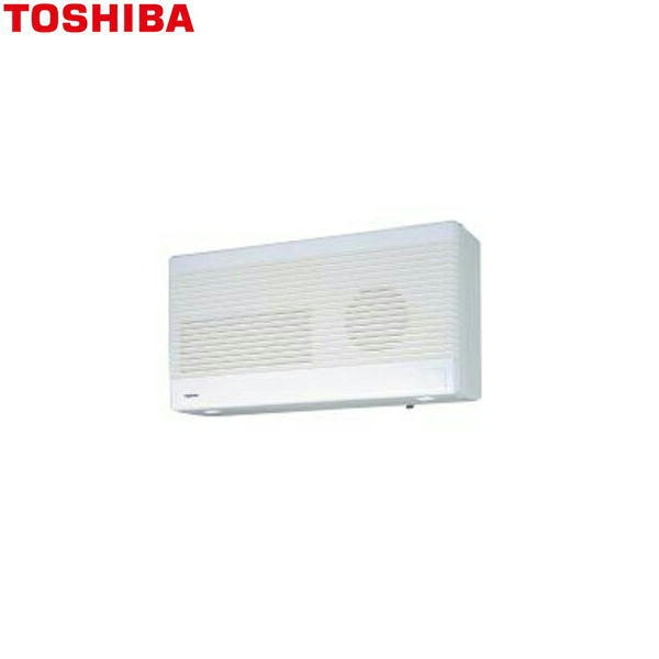 [VFE-12JDT]東芝[TOSHIBA]空調換気扇壁掛形1パイプ格子タイプ[12畳用]【送料無料】