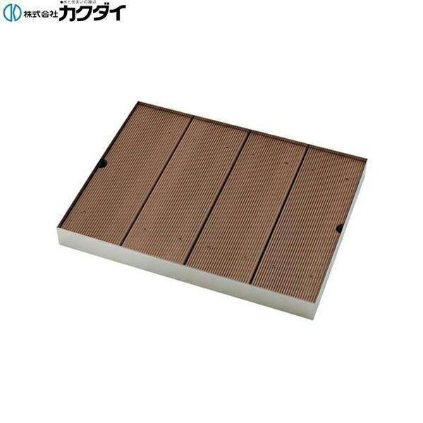 [624-955]カクダイ[KAKUDAI]水栓柱パン[ペット用屋外用パン][送料無料]