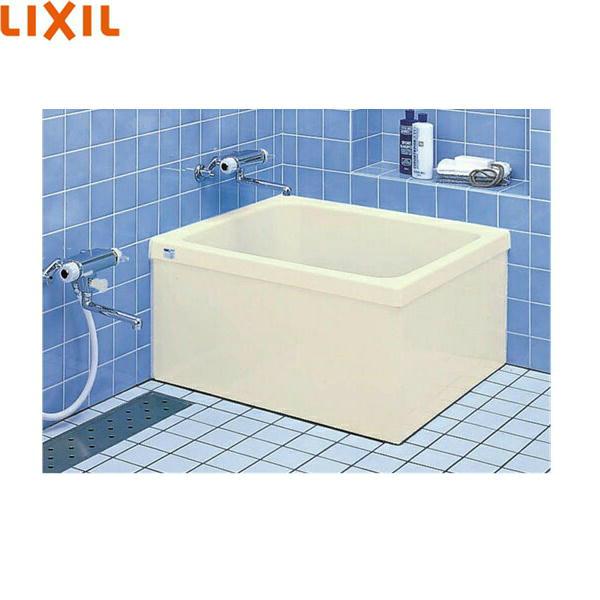 リクシル[LIXIL/INAX]ポリエック浴槽[FRP製・800サイズ]PB-801BL/L11PB-801BR/L11[二方半エプロン]【送料無料】