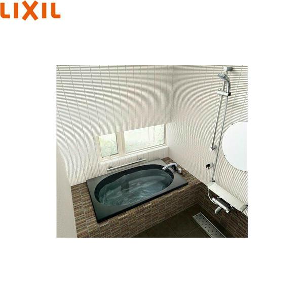 [ABN-1201A]リクシル[LIXIL/INAX]人造大理石浴槽[グラスティN浴槽][間口1200mm][1方半エプロン][送料無料]