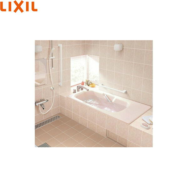 [ABN-1420HP]リクシル[LIXIL/INAX]人造大理石浴槽[グラスティN浴槽][間口1400mm][高齢者配慮浴槽][送料無料]