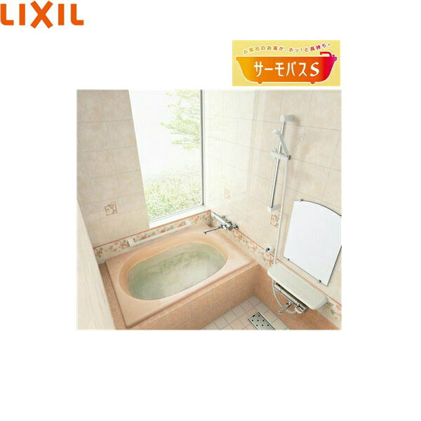 [ABND-1101A]リクシル[LIXIL/INAX]人造大理石浴槽[グラスティN浴槽][間口1100mm・サーモバスS][1方半エプロン][送料無料]