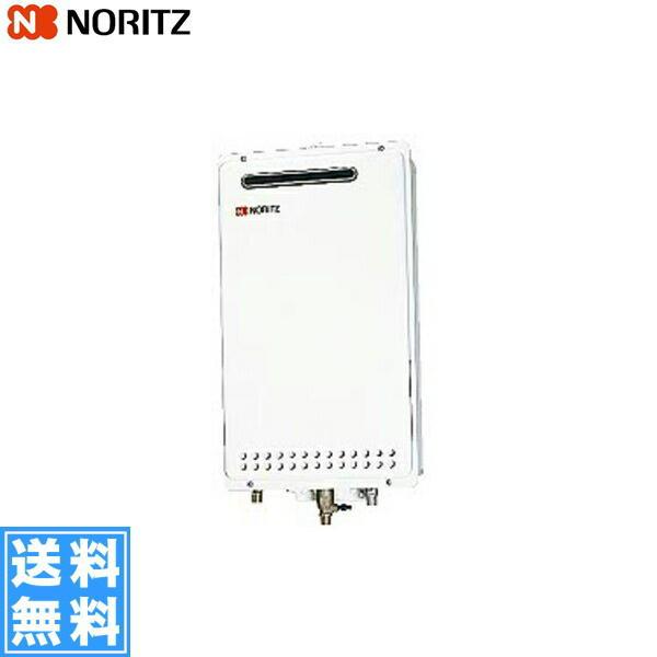 ノーリツ[NORITZ]ガス給湯器壁組み込み設置形・集合アパート向け16号給湯タイプGQ-1612WE-KB【送料無料】