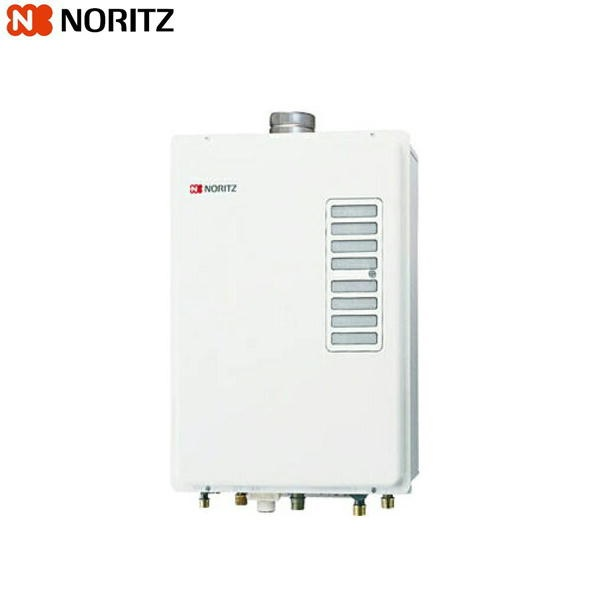 ノーリツ[NORITZ]ガスふろ給湯器・設置フリー形屋内壁掛・取り替え品16号給湯タイプGT-1644SAWXS-FBL[送料無料]