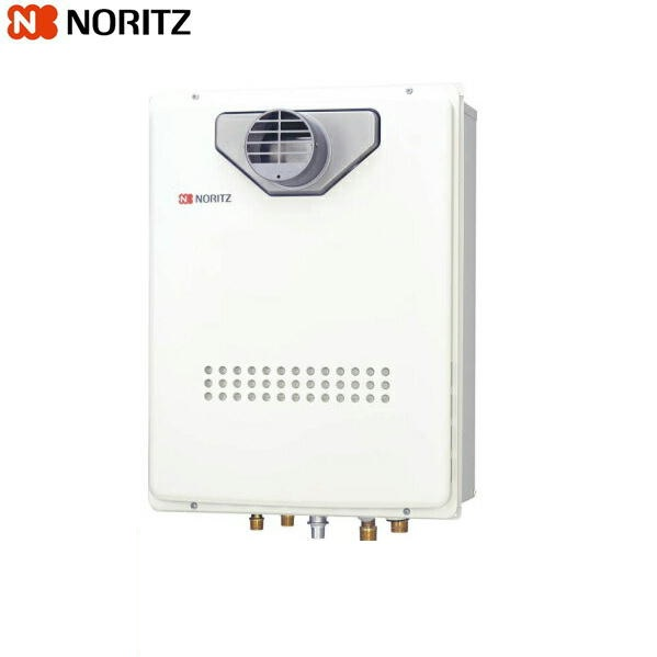 ノーリツ[NORITZ]ガスふろ給湯器・設置フリー形PS扉内設置形16号給湯タイプGT-1654AWX-TBL【送料無料】