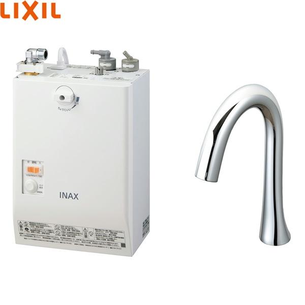 [EHMN-CA3SB1-210C]リクシル[LIXIL/INAX]小型電気温水器3L[自動水栓一体型壁掛適温出湯タイプ][送料無料]