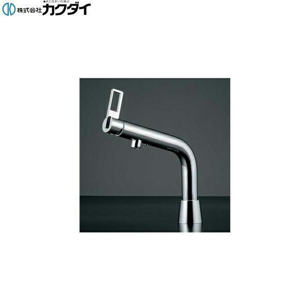 最新 カクダイ[KAKUDAI]シングルレバー混合栓183-036[送料無料]:みずらいふ-木材・建築資材・設備