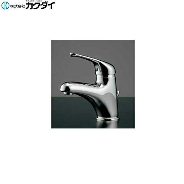 カクダイ[KAKUDAI]シングルレバー混合栓183-039[送料無料]