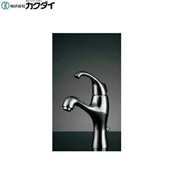 カクダイ[KAKUDAI]シングルレバー混合栓183-100[送料無料]