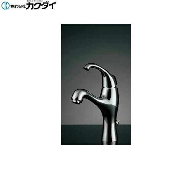 カクダイ[KAKUDAI]シングルレバー混合栓183-100K[送料無料]