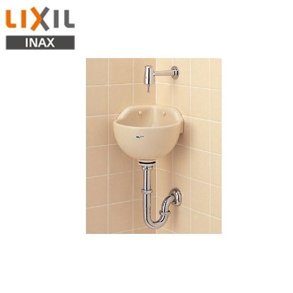 INAX-L-92-SET L-92+LF-80+LF-30PA+KF-1x2 リクシル LIXIL INAX L-92セット 壁付式 上品 完全送料無料 隅付き手洗器 壁排水セット