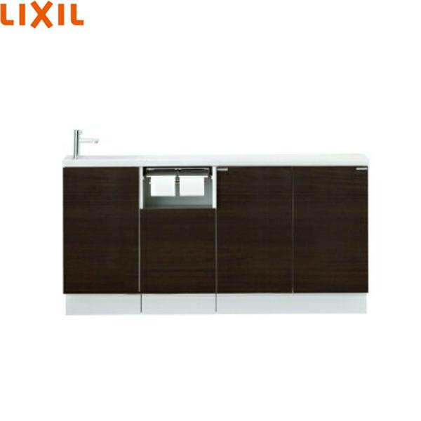 リクシル[LIXIL/INAX]トイレ手洗い[キャパシア]AN-ACREAEKXHEX[奥行280mm][右仕様][床排水][送料無料]
