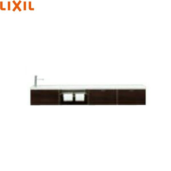 [YN-ABLEDEKXHCX]リクシル[LIXIL/INAX]トイレ手洗い[キャパシア][奥行280mm][左仕様][壁給水・壁排水][送料無料]