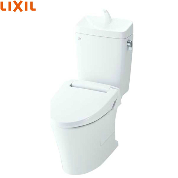 豪華で新しい [YBC-ZA10P-YDT-ZA180EP]リクシル[LIXIL/INAX]トイレ洋風便器[アメージュZ便器(フチレス)][ECO5床上排水][一般地・手洗付][アクアセラミック][送料無料]:みずらいふ-木材・建築資材・設備