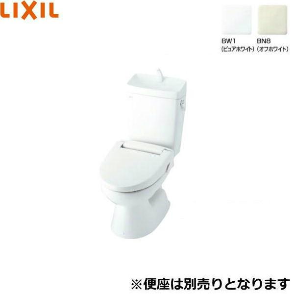 リクシル[LIXIL/INAX]一般洋風便器セット[手洗付・便座無し]BC-110STU+DT-5800BL[床排水タイプ]【送料無料】